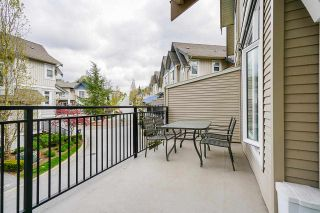 "Photo 30: 25 20120 68 Avenue in Langley: Willoughby Heights Townhouse for sale in ""The Oaks"" : MLS®# R2573725"
