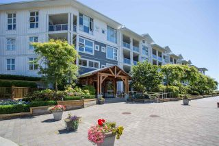 "Photo 2: 301 4600 WESTWATER Drive in Richmond: Steveston South Condo for sale in ""COPPER SKY EAST"" : MLS®# R2343805"