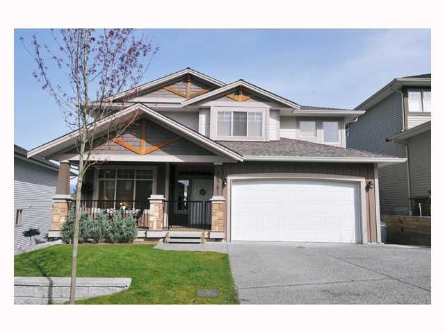 """Main Photo: 24781 KIMOLA Drive in Maple Ridge: Albion House for sale in """"THE UPLANDS"""" : MLS®# V818043"""