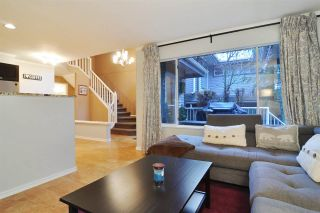 Photo 5: 116 2998 ROBSON Drive in Coquitlam: Westwood Plateau Townhouse for sale : MLS®# R2243655