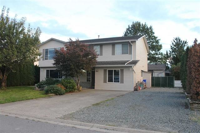 Main Photo: 34736 1ST AVENUE in Abbotsford: Poplar House for sale : MLS®# R2019858