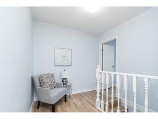 "Photo 14: 142 27456 32 Avenue in Langley: Aldergrove Langley Townhouse for sale in ""Cedar Park Estates"" : MLS®# R2479355"