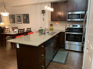 """Photo 6: #113 17712 57A Avenue in Surrey: Cloverdale BC Condo for sale in """"West on the Village Walk"""" (Cloverdale)  : MLS®# R2439030"""