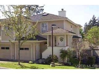 Photo 1:  in VICTORIA: Es Gorge Vale Row/Townhouse for sale (Esquimalt)  : MLS®# 382447