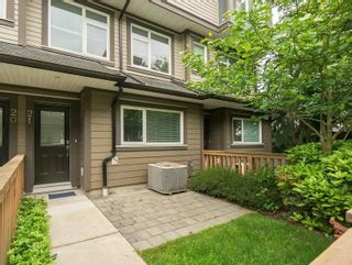 """Photo 1: 21 4099 NO. 4 Road in Richmond: West Cambie Townhouse for sale in """"Clifton"""" : MLS®# R2599692"""