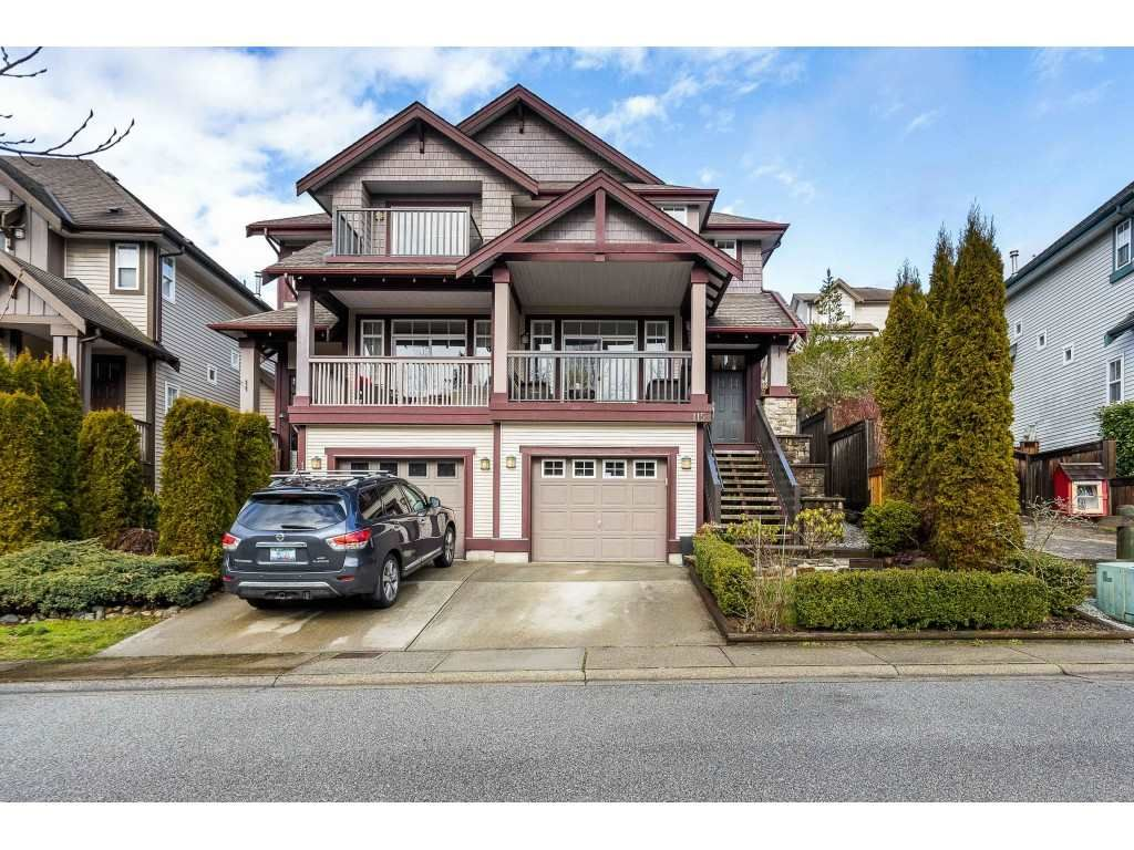 Main Photo: 115 FOREST PARK Way in Port Moody: Heritage Woods PM 1/2 Duplex for sale : MLS®# R2542951