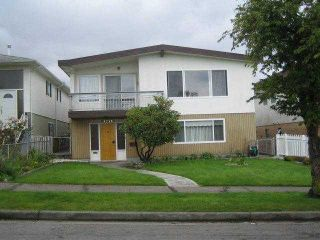 Photo 1: 3218 E 24TH Avenue in Vancouver: Renfrew Heights House for sale (Vancouver East)  : MLS®# V850672