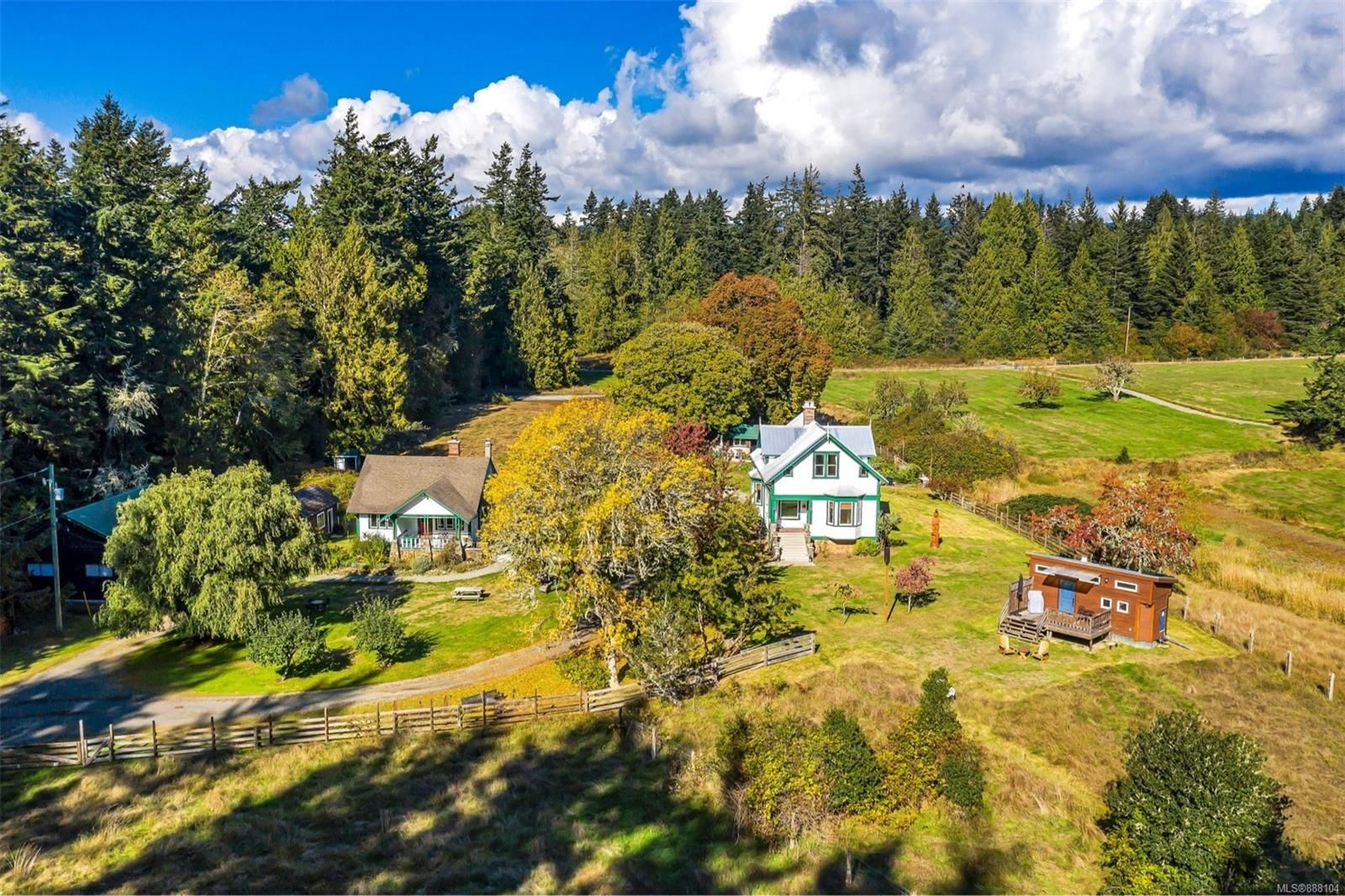 Main Photo: 2675 Anderson Rd in Sooke: Sk West Coast Rd House for sale : MLS®# 888104