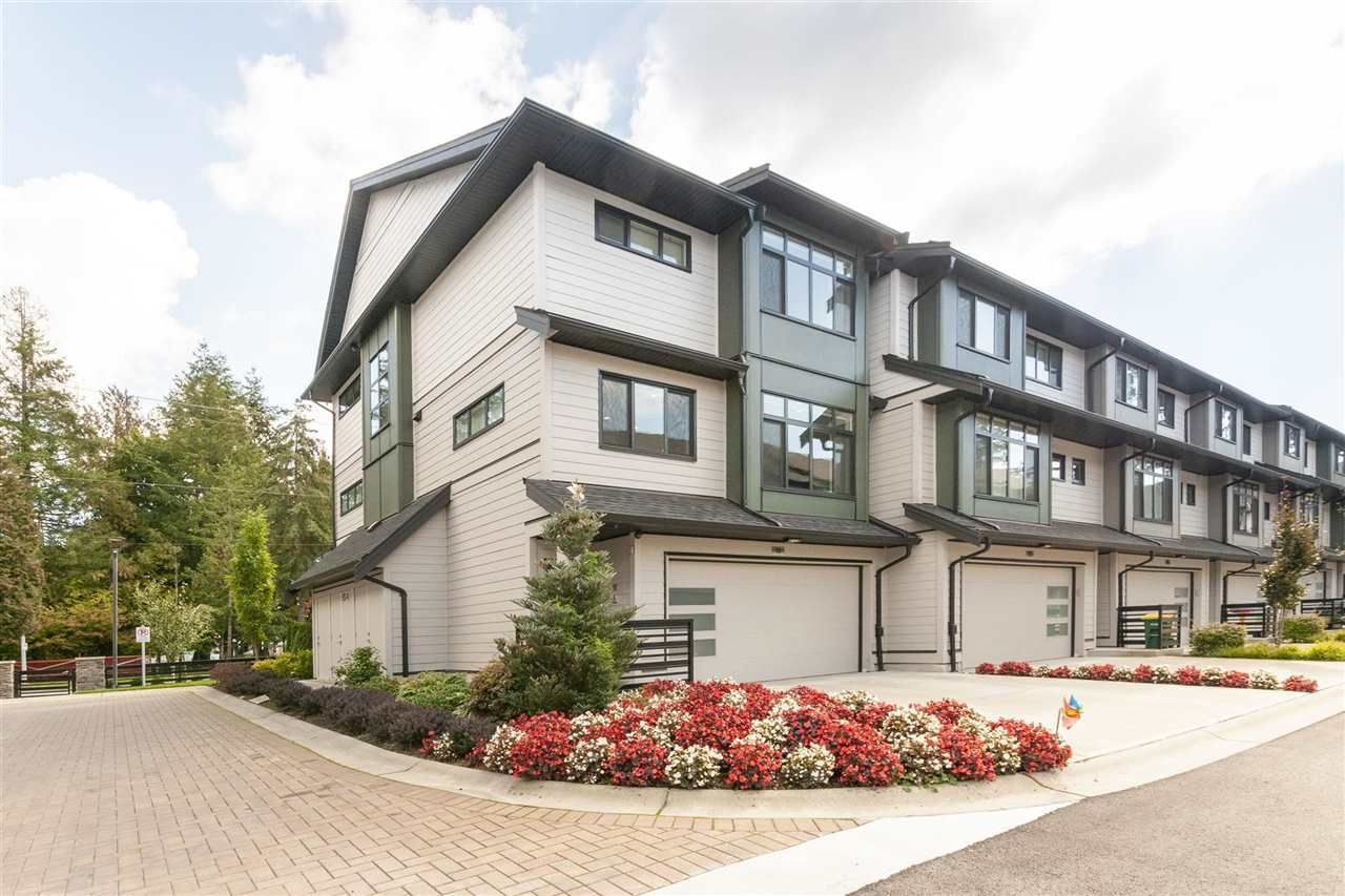 "Main Photo: 16 15177 60 Avenue in Surrey: Sullivan Station Townhouse for sale in ""Evoque"" : MLS®# R2479317"