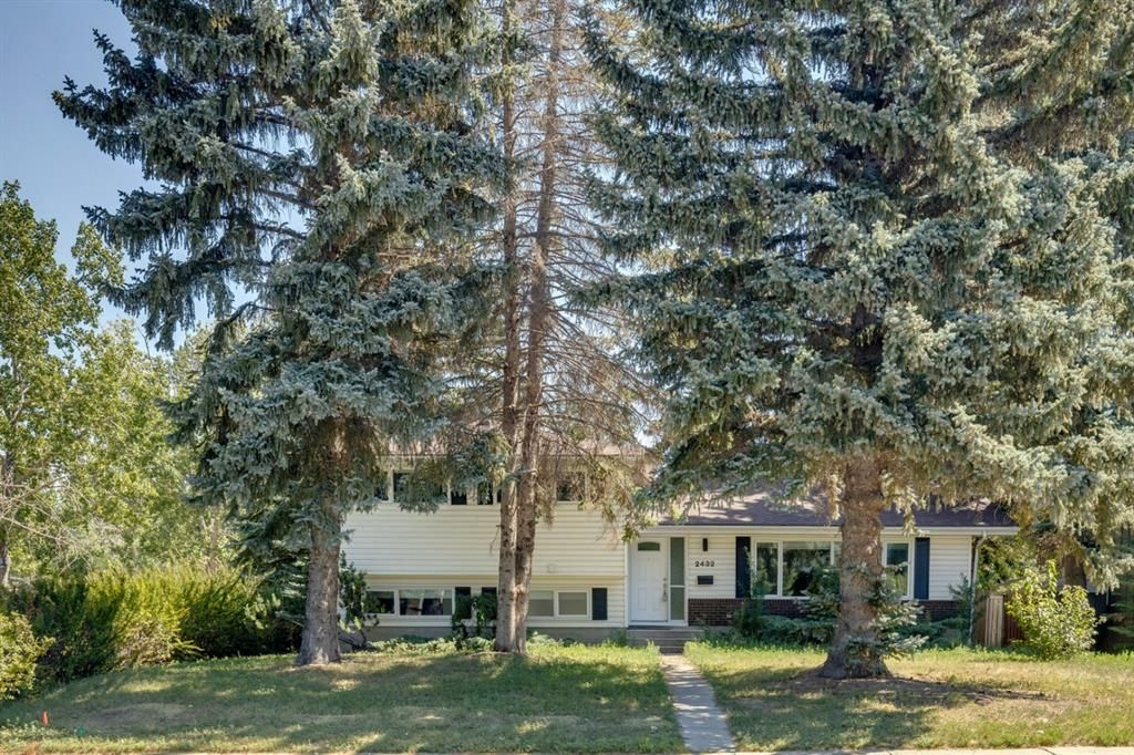 Main Photo: 2432 Ulrich Road NW in Calgary: University Heights Detached for sale : MLS®# A1140614