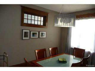 Photo 3: 634 Sherburn Street in WINNIPEG: West End / Wolseley Residential for sale (West Winnipeg)  : MLS®# 1319193