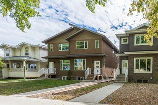 Main Photo: 11429 80 Avenue in Edmonton: Zone 15 House Half Duplex for sale : MLS®# E4263917
