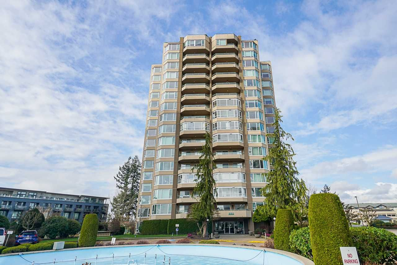 "Main Photo: 202 3150 GLADWIN Road in Abbotsford: Central Abbotsford Condo for sale in ""REGENCY PARK"" : MLS®# R2558329"