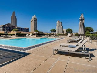 Photo 29: DOWNTOWN Condo for sale : 1 bedrooms : 700 Front St #1204 in San Diego