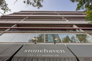 Photo 2: 307 735 12 Avenue SW in Calgary: Beltline Apartment for sale : MLS®# A1141727