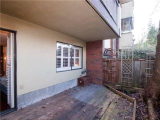 "Photo 16: 104 1420 E 7TH Avenue in Vancouver: Grandview VE Condo for sale in ""Landmark Court"" (Vancouver East)  : MLS®# V1014966"