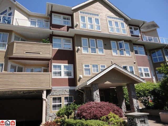 "Main Photo: 207 1630 154 Street in Surrey: King George Corridor Condo for sale in ""CARLTON COURT"" (South Surrey White Rock)  : MLS®# R2039471"