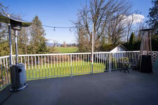 Photo 36: 5012 MT LEHMAN Road in Abbotsford: Bradner House for sale : MLS®# R2501337