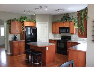 Photo 5: 242 CRYSTAL GREEN Point(e): Okotoks House for sale : MLS®# C4084538