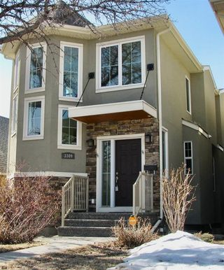 Main Photo: 3309 CENTRE B Street NW in Calgary: Highland Park Detached for sale : MLS®# A1086644