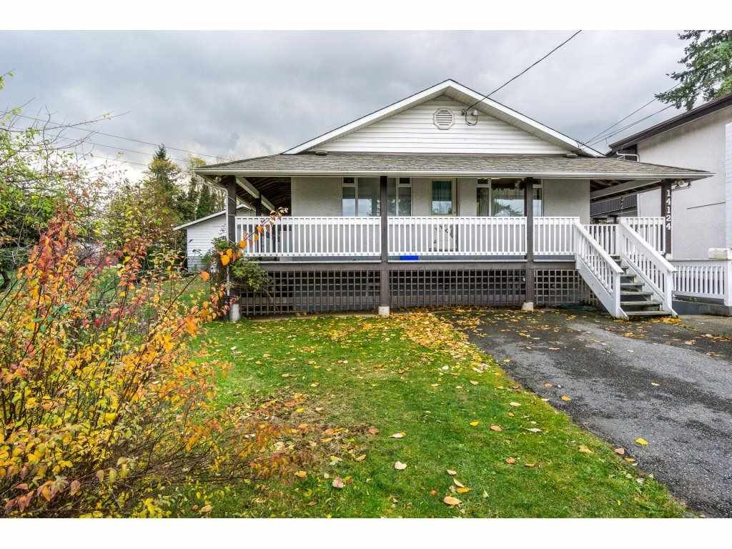 Main Photo: 14124 113A Avenue in Surrey: Bolivar Heights House for sale (North Surrey)  : MLS®# R2222522