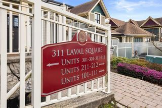 """Photo 2: 301 311 LAVAL Square in Coquitlam: Maillardville Condo for sale in """"HERITAGE ON THE SQUARE"""" : MLS®# R2559703"""