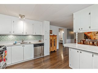 Photo 13: 35281 RIVERSIDE Road in Mission: Durieu Manufactured Home for sale : MLS®# R2582946