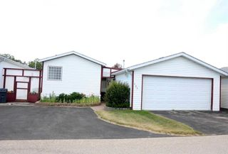 Main Photo: 136 Ranchwood Lane: Strathmore Mobile for sale : MLS®# A1016186