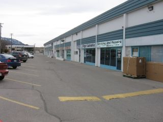 Photo 1: 150 - 48 W Industrial Avenue in Penticton: Commercial for sale : MLS®# 140499