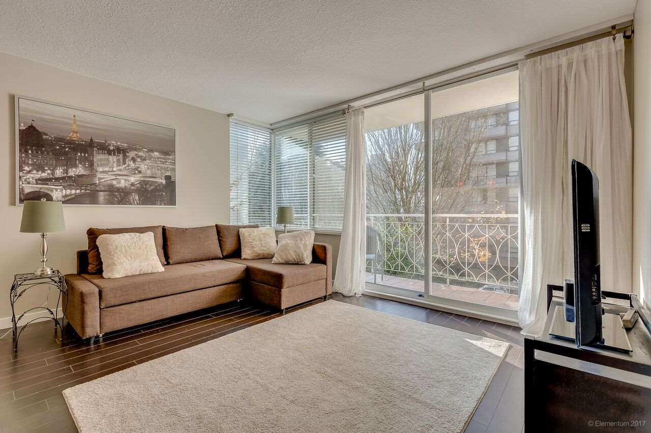 """Main Photo: 201 1219 HARWOOD Street in Vancouver: West End VW Condo for sale in """"CHELSEA"""" (Vancouver West)  : MLS®# R2220166"""