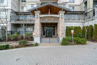 "Photo 1: 413 1330 GENEST Way in Coquitlam: Westwood Plateau Condo for sale in ""THE LANTERNS"" : MLS®# R2548112"