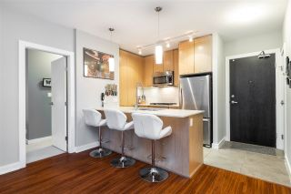 """Photo 8: 206 301 CAPILANO Road in Port Moody: Port Moody Centre Condo for sale in """"THE RESIDENCES A SUTER BROOK"""" : MLS®# R2423063"""