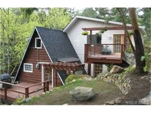 Main Photo:  in VICTORIA: La Florence Lake House for sale (Langford)  : MLS®# 427439
