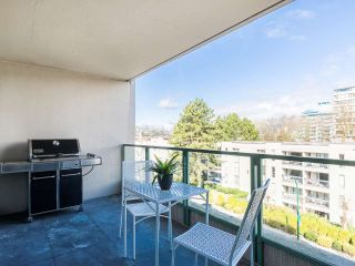 "Photo 17: 507 518 W 14TH Avenue in Vancouver: Fairview VW Condo for sale in ""North Gate - PACIFICA"" (Vancouver West)  : MLS®# R2253071"