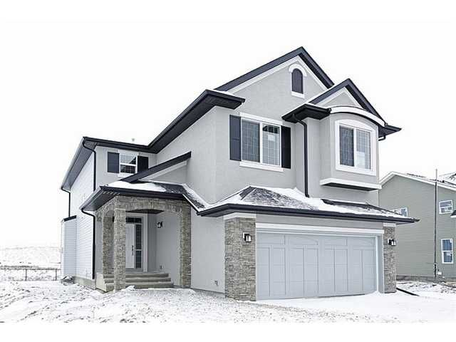 Main Photo: 76 CRANARCH Crescent SE in Calgary: Cranston Residential Detached Single Family for sale : MLS®# C3651672