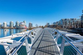 """Photo 37: 403 181 W 1ST Avenue in Vancouver: False Creek Condo for sale in """"BROOK AT THE VILLAGE AT FALSE CREEK"""" (Vancouver West)  : MLS®# R2576731"""