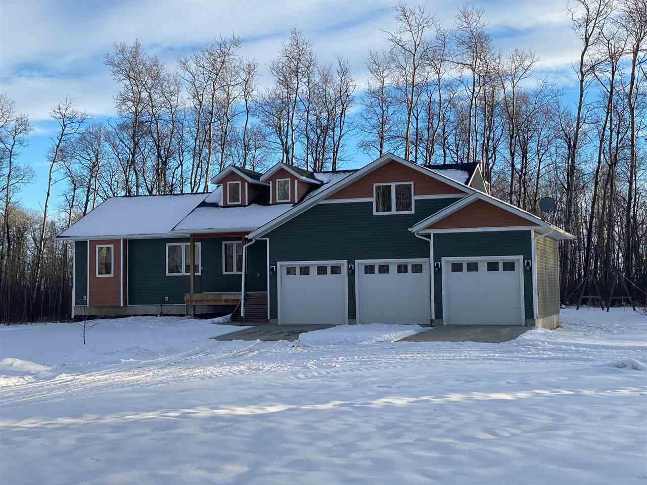 Main Photo: 471052 RGE RD 250 R.R. 1: Rural Wetaskiwin County House for sale : MLS®# E4223049