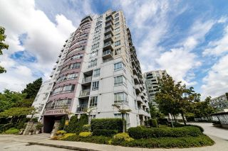"""Photo 1: 1304 3455 ASCOT Place in Vancouver: Collingwood VE Condo for sale in """"Queens Court"""" (Vancouver East)  : MLS®# R2608470"""