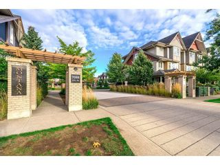 """Photo 30: 10 7088 191 Street in Surrey: Clayton Townhouse for sale in """"Montana"""" (Cloverdale)  : MLS®# R2500322"""