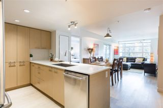 """Photo 2: 309 95 MOODY Street in Port Moody: Port Moody Centre Condo for sale in """"The Station"""" : MLS®# R2415981"""