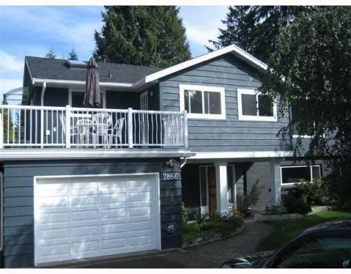 Main Photo: 2866 WILLIAM AV in North Vancouver: House for sale : MLS®# V789051