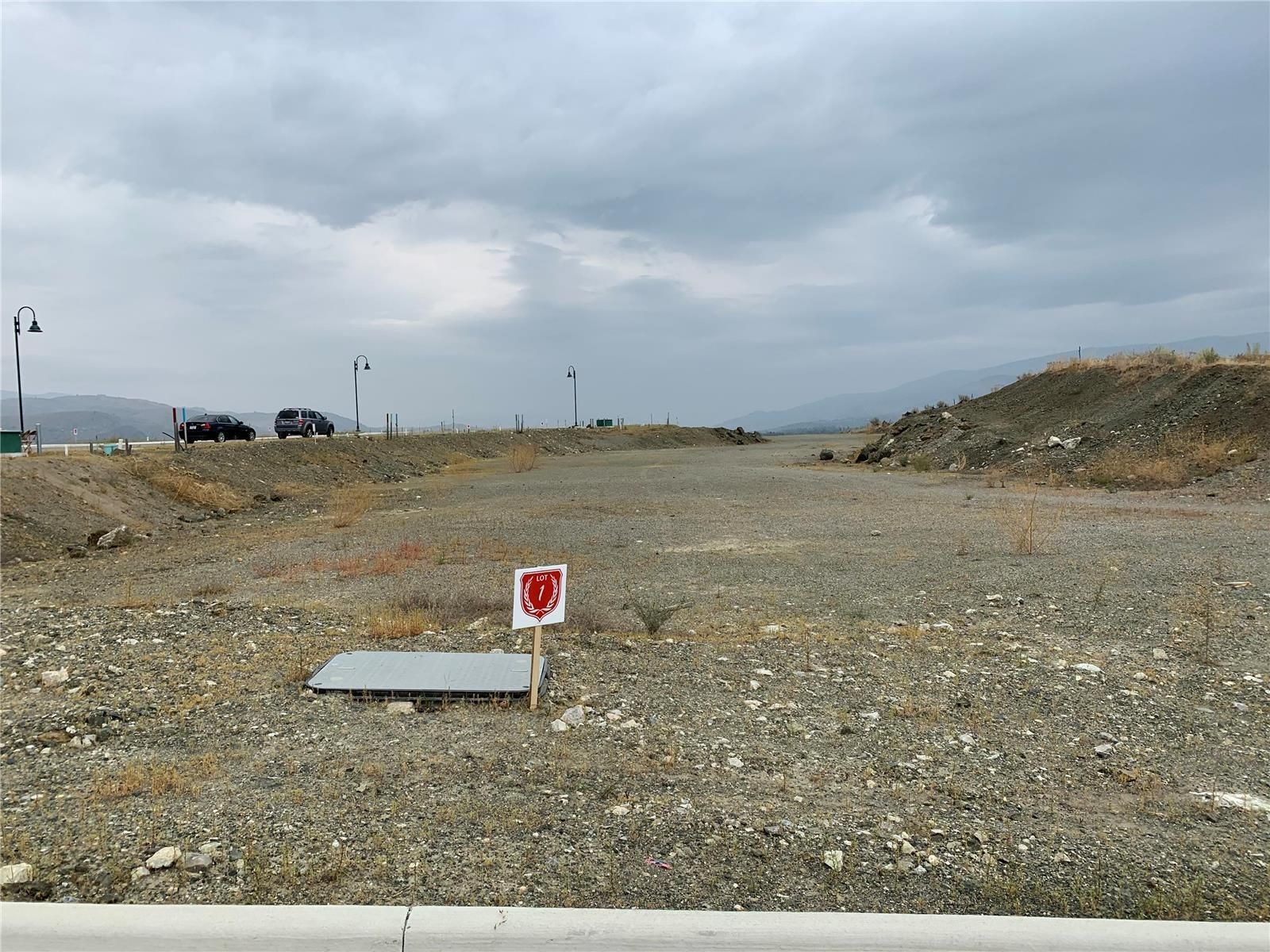 Main Photo: #Lot 1 937 Mt. Griffin Road, in Vernon: Vacant Land for sale : MLS®# 10241043