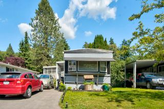 """Photo 21: 160 7790 KING GEORGE Boulevard in Surrey: East Newton Manufactured Home for sale in """"Crispen Bays"""" : MLS®# R2593825"""