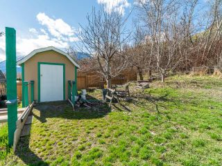 Photo 33: 127 MCEWEN ROAD: Lillooet House for sale (South West)  : MLS®# 161388