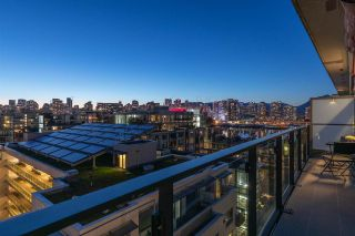 """Main Photo: 1001 1661 ONTARIO Street in Vancouver: False Creek Condo for sale in """"SAILS OLYMPIC VILLAGE"""" (Vancouver West)  : MLS®# R2572663"""