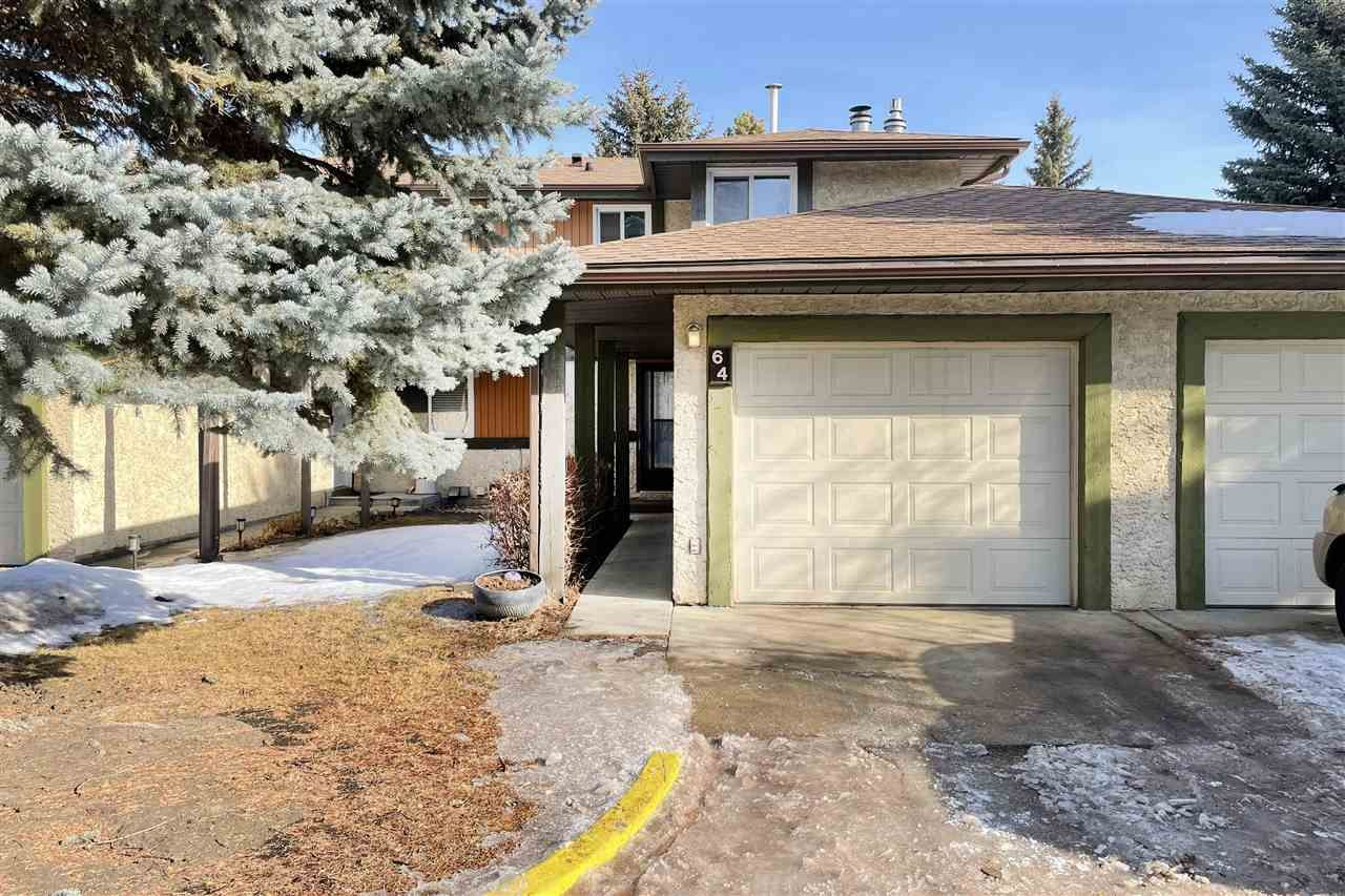 Main Photo: 64 FOREST Grove: St. Albert Townhouse for sale : MLS®# E4231232