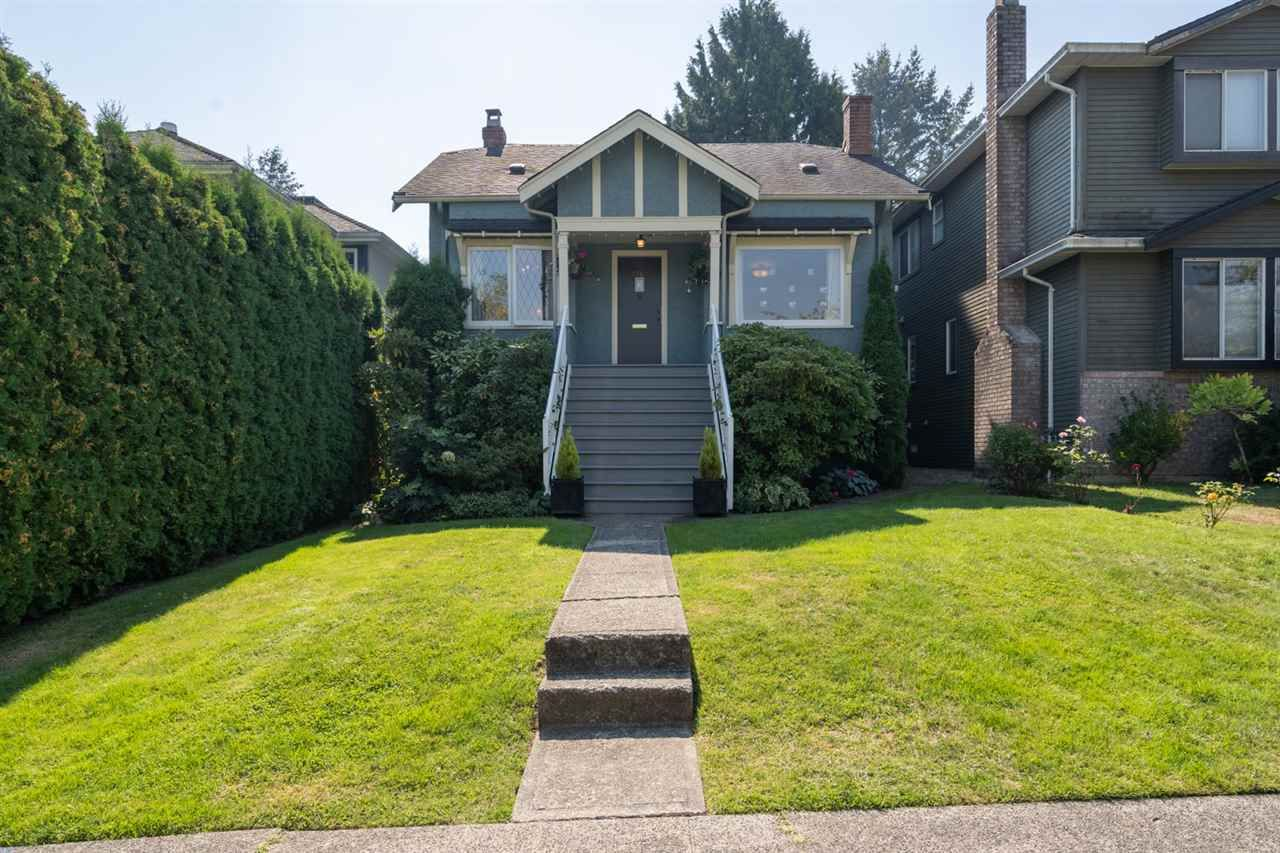 Main Photo: 3760 W 21ST Avenue in Vancouver: Dunbar House for sale (Vancouver West)  : MLS®# R2497811