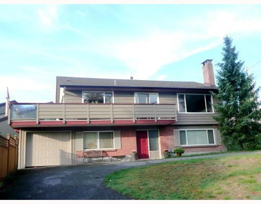 Main Photo: 4321 DOLLAR RD in North Vancouver: House for sale : MLS®# V789204