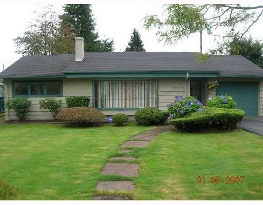 """Main Photo: 1315 W 15TH Street in North_Vancouver: Norgate House for sale in """"NORGATE"""" (North Vancouver)  : MLS®# V666224"""