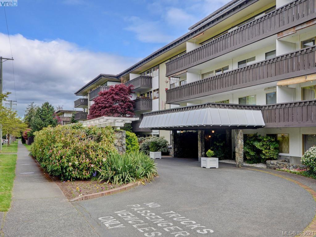 Main Photo: 216 964 Heywood Ave in VICTORIA: Vi Fairfield West Condo for sale (Victoria)  : MLS®# 770980